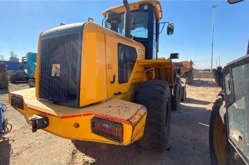JCB JS432ZX Front End Loader Wheel loader