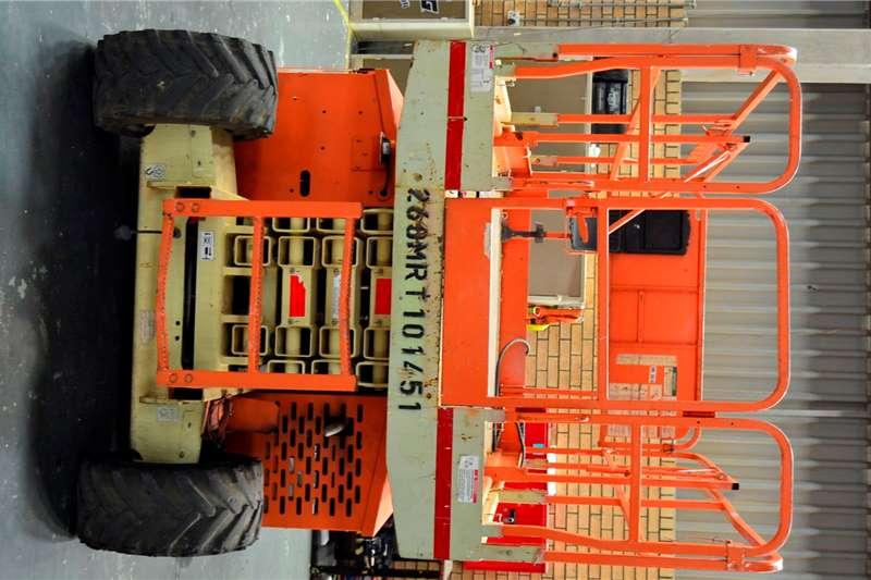 JLG JLG 260MRT 9.7m Diesel Scissor Lift Scissor lifts