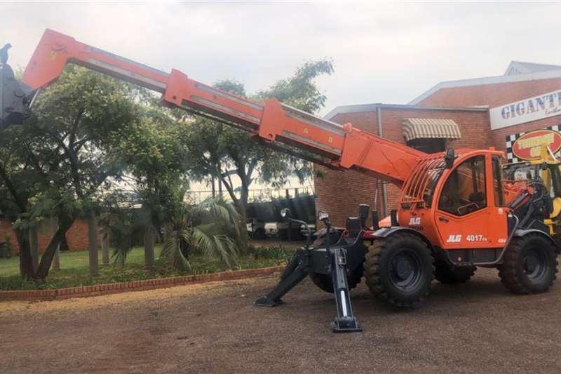 JLG Grove Telehandler 4017 4 ton loader Telescopic handlers
