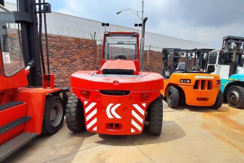 Kalmar Diesel forklift 14ton diesel Forklifts