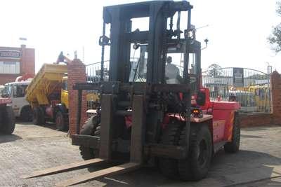 Kalmar Diesel forklift 20 ton Kalmar Forklifts