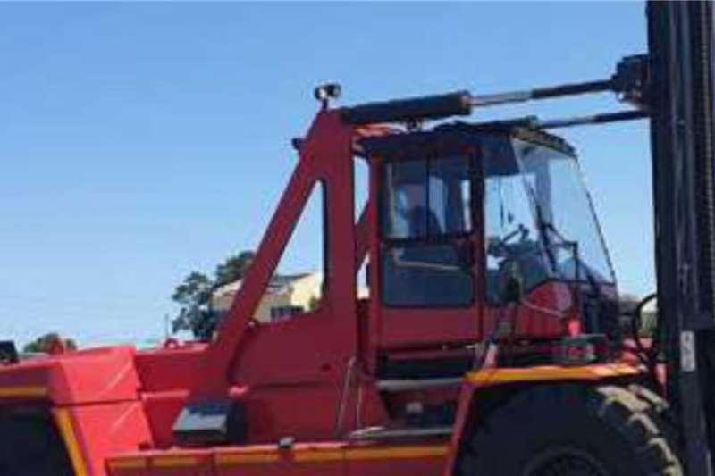Kalmar Diesel forklift 33 ton Kalmar Forklifts