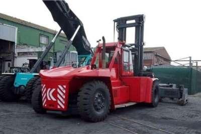 Kalmar Diesel forklift 42 ton Kalmar Forklifts