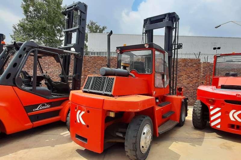 Kalmar Diesel forklift Kalmar Forklifts