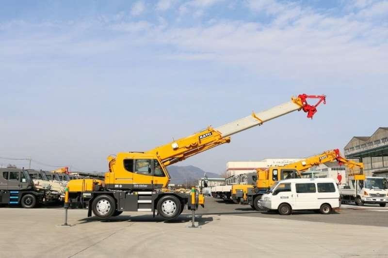 Kato Mobile CR 130Rf Cranes