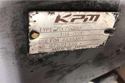Kawasaki Kawasaki Axial Piston Motor Excavators