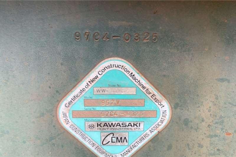 Kawasaki ZV95 FELs