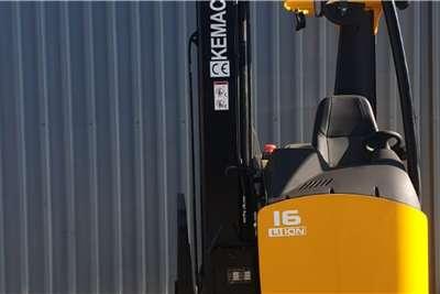 KEMACH Kemach R1.6 Reach Truck Forklift Forklifts