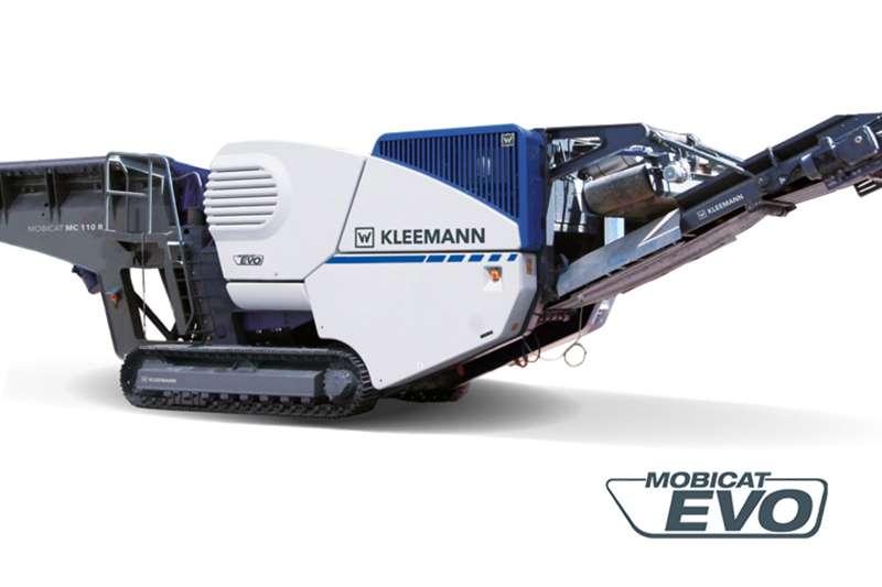 Kleemann MC 110 R EVO Crushers