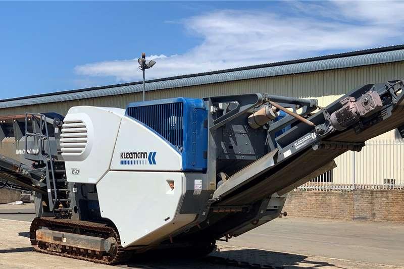 Kleemann Crushers MC110R EVO 2015