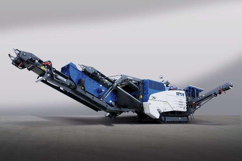 Kleemann MR 110 Z EVO 2 Crushers