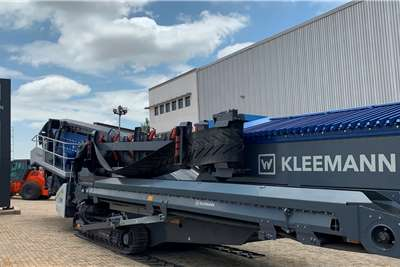 Kleemann MS 703 EVO Screeners