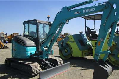 Kobelco SK55SRX 6 Excavators