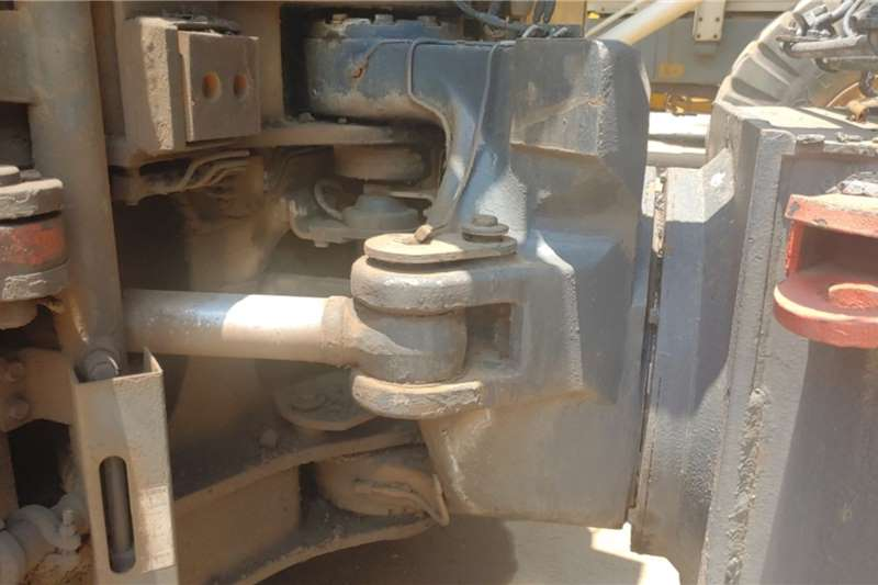 Komatsu HM400 1 Dumpers