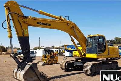 Komatsu KOMATSU AVANCE PC300 EXCAVATOR Excavators