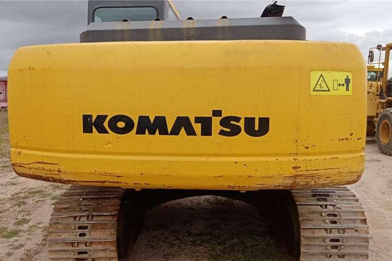 Komatsu Komatsu PC200 7 Excavators