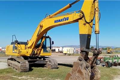 Komatsu Komatsu PC300 7 Excavators