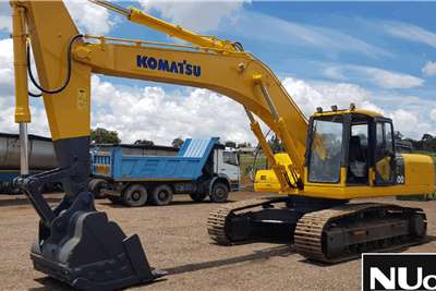 Komatsu KOMATSU PC300 EXCAVATOR Excavators