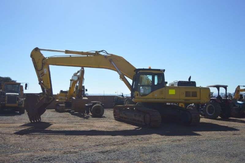 Komatsu PC 450LC L Excavators