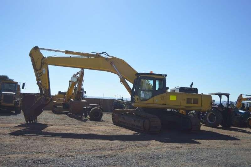 Komatsu Excavators PC 450LC L 2008