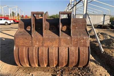 Komatsu PC2000 Bucket Only Excavators
