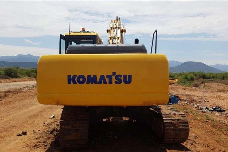 Komatsu PC220 Excavators