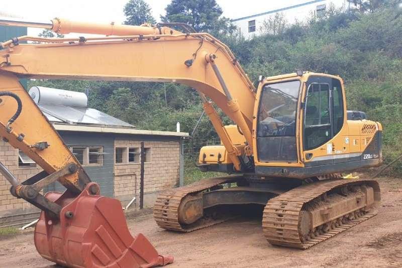 Komatsu Excavators PC220 2008
