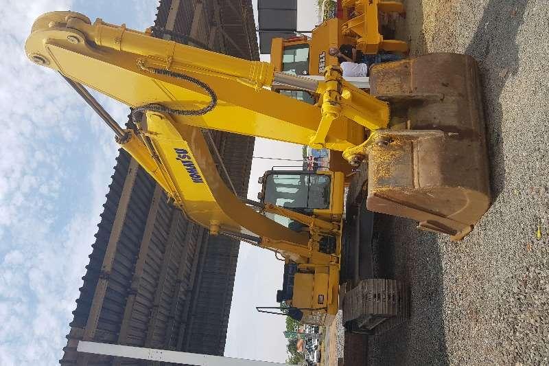 Komatsu Excavators PC300/08 2012