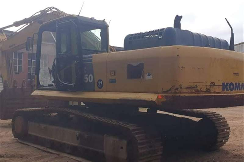 Komatsu PC350 LC 8 Excavators