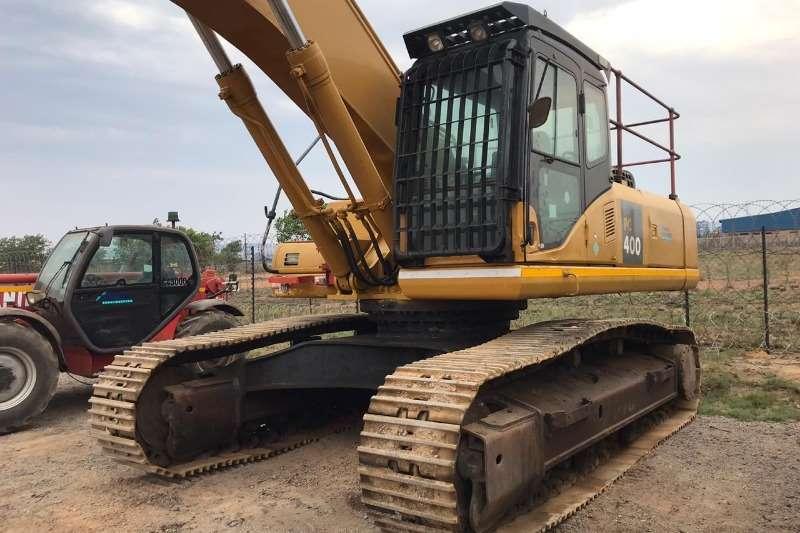 Komatsu PC400 7 EXCAVATOR Excavators