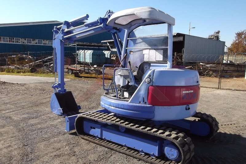 Komatsu PC50UU 2 Excavators