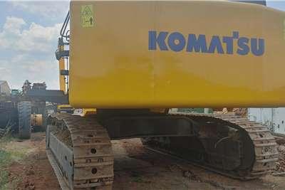 Komatsu PC800 7 Excavators