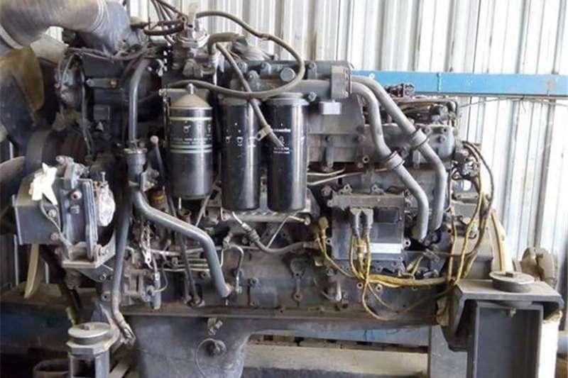 Komatsu Additives, oils & lubricants Machinery spares
