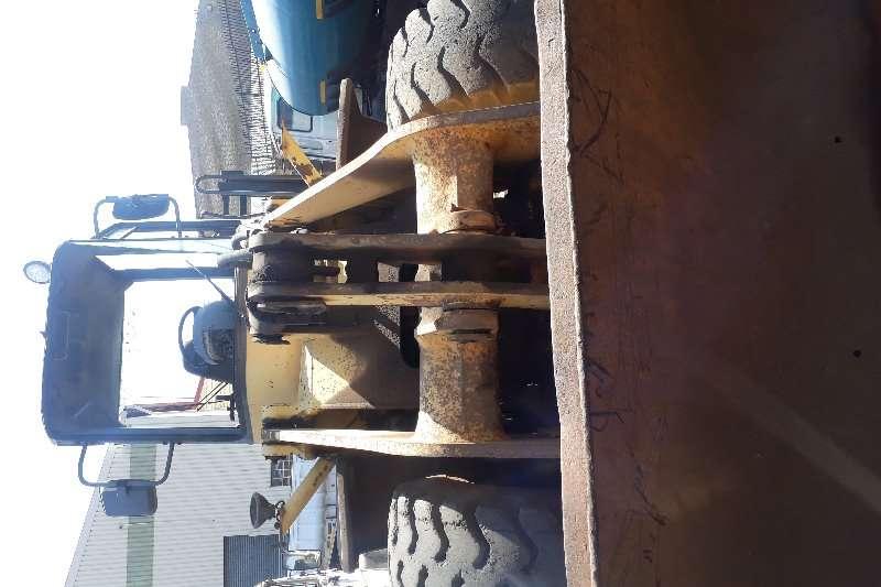 Komatsu Construction Komatsu WA320/3 TLBs