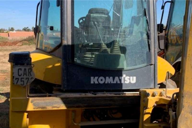 Komatsu Komatsu WB93R 4x4 Backhoe Loader TLB TLBs