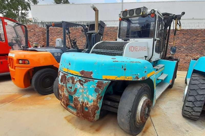 Konecranes Diesel forklift SMV Konecrane 15 1200B Forklifts