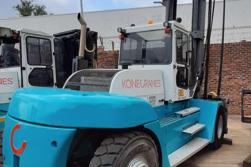 Konecranes Diesel forklift SMV Konecrane 18 600B. Forklifts