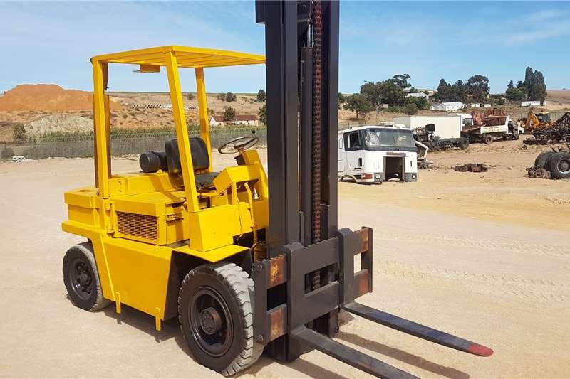 Lancer Boss Forklifts Diesel forklift Lancer Boss 3 Ton