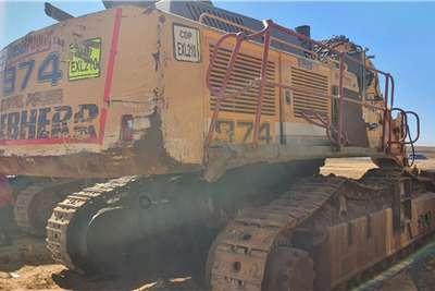 Liebherr 974 Excavators
