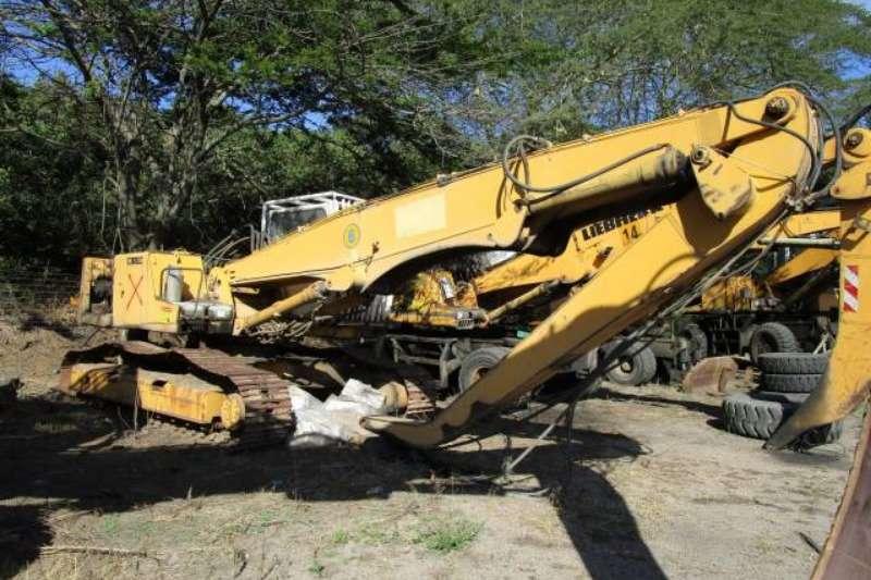 Liebherr Excavators Liebherr R932HDSl Litronic Excavator 1995
