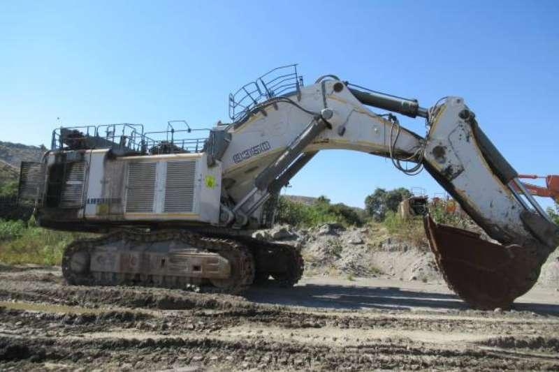 Liebherr Excavators Liebherr R9350 Excavator 2007
