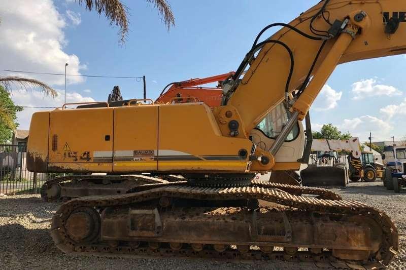 Liebherr R954C HD LITRONIC Excavators