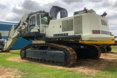 Liebherr R984C Excavators