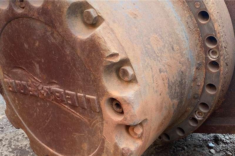 Liebherr Engines Machinery spares