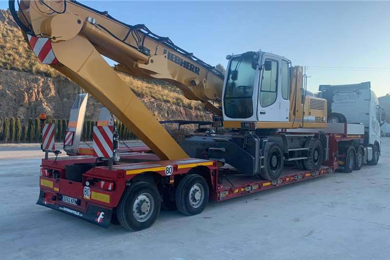 Liebherr Others A904 2008
