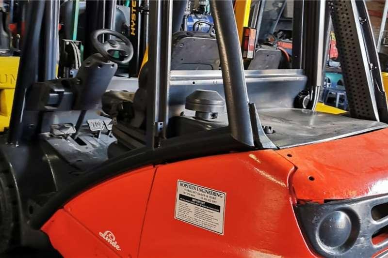 Linde Diesel forklift 3 ton forklift Forklifts