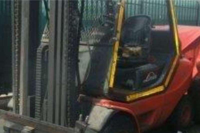 Linde Diesel forklift 3 Ton H25D Forklifts