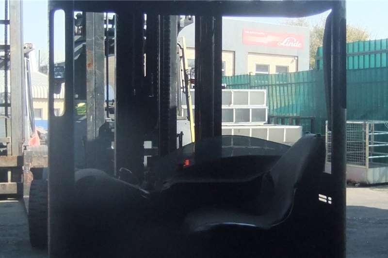Linde Electric forklift 1,6 Ton Reach Truck R16 Forklifts