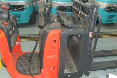 Linde Electric forklift 2 TonPallet Truck N20L Forklifts