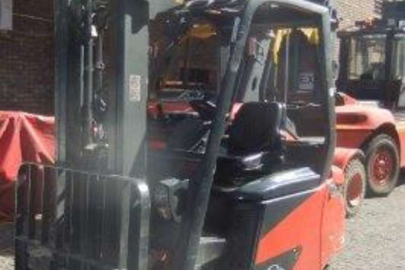 Linde Forklifts Electric forklift E20PH Linde 2 ton 2017